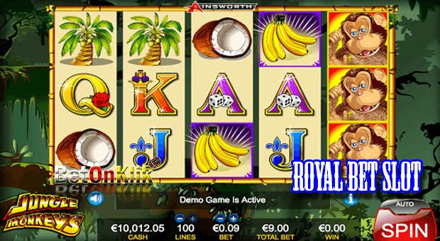 Royal bet slot