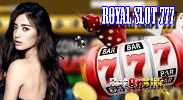 Royal slot 777