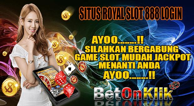 Situs Royal Slot 888 Login