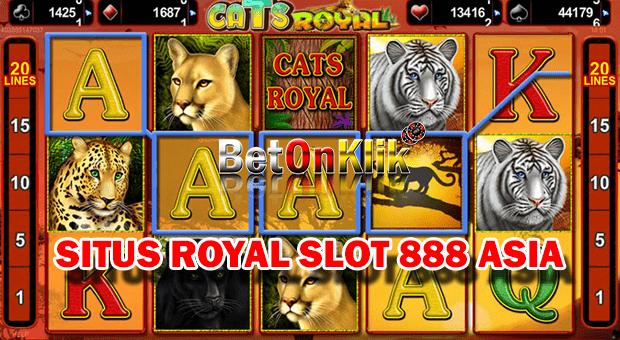 Situs royal slot 888 asia