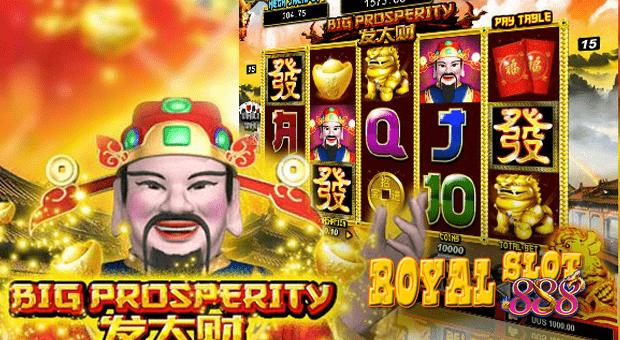Website royal slot 888
